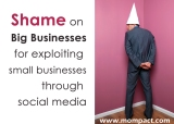 Shame on Chase and Living Social!  Why 'Mission: Small Business' is hurting small businesses more than helping them